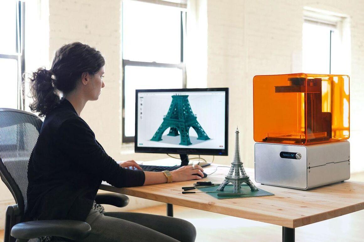 Чем же печатают 3D-принтера?